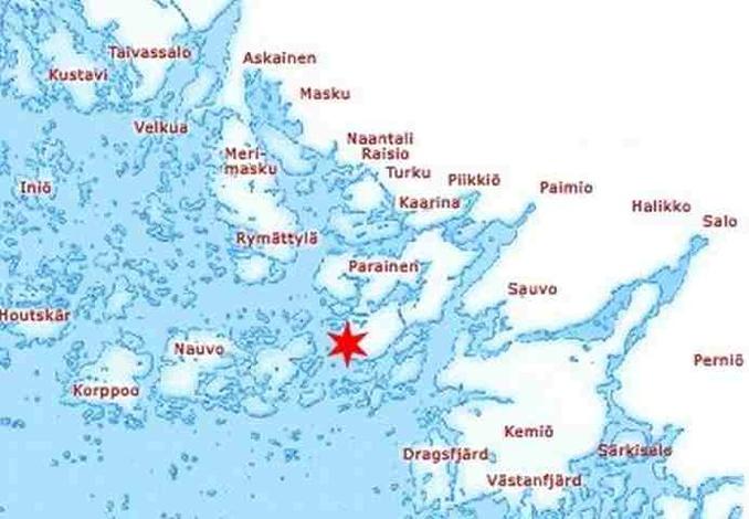Kartta Paraisten Venekeskus